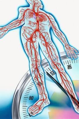 hipertenzija, kuri reiškia viršutinę ir apatinę)