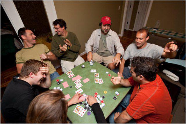 покер карталарын ойнау ережелері