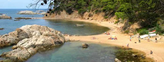 Badsemester Spanien